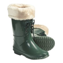 Muck Boot Company Dove Rain Boots - Waterproof (For Girls) in Green - Closeouts