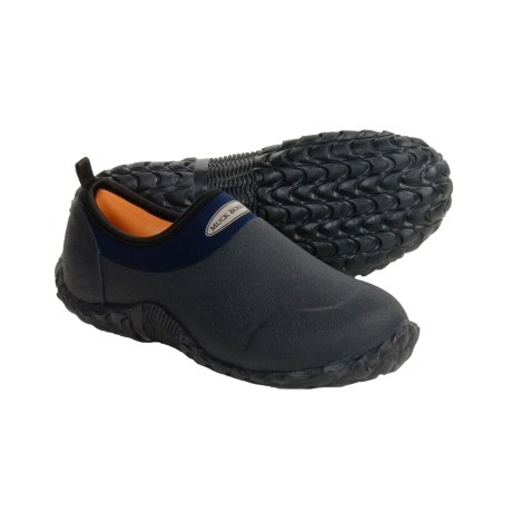 Muck Boot Company Edgewater Camp Shoes - Waterproof (For Men and Women) in Navy