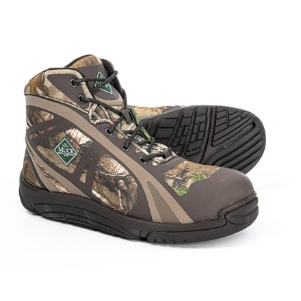 d44ac72be63b7 Muck Boot Company Pursuit Shadow ANKLE Boots - Waterproof (For Men) in Real  Tree