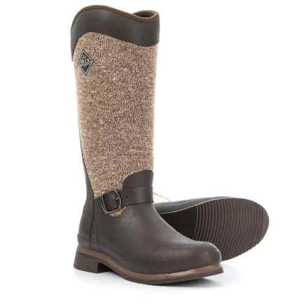 Muck Boot Company Reign Supreme Winter Boots (For Women) in Brown - Closeouts