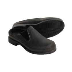 Muck Boot Company Rubber Brit Clogs - Waterproof (For Men and Women) in Black