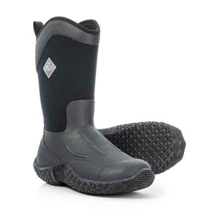 Muck Boot Company Tack II Mid Boots (For Women) in Black - Closeouts