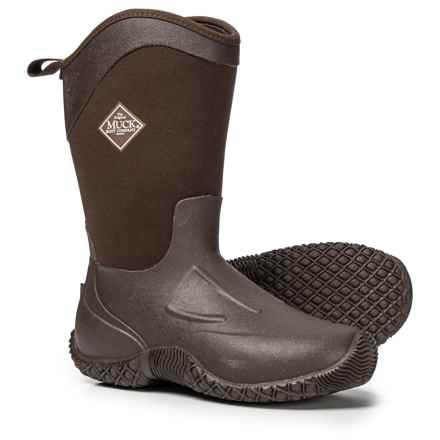 c53e276776e0 Muck Boot Company Tack II Mid Boots - Waterproof (For Women) in Chocolate