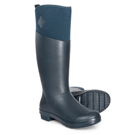 d5aa19618f47 Muck Boot Company Tremont Wellie Tall Boots - Waterproof (For Women) in Blue