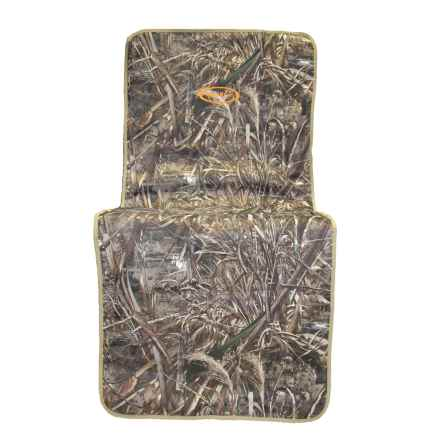 """Mud River Captain Seat Cover - 29x68"""" in Realtree Max-5 - Closeouts"""