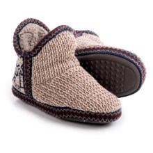 Muk Luks Amira Slippers (For Women) in Vintage Star - Closeouts