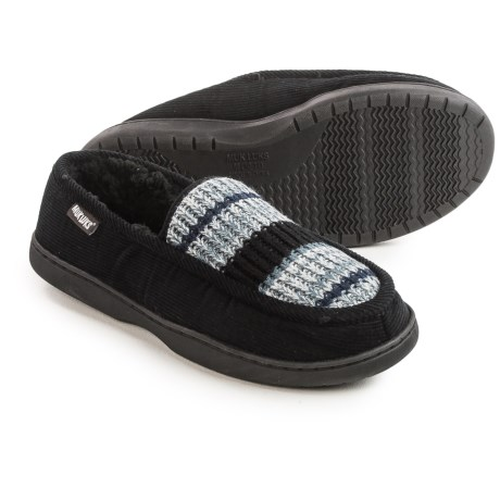 Muk Luks Henry Slippers (For Men)