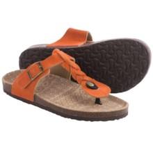 Muk Luks Marie Terra Turf Sandals (For Women) in Orange - Closeouts