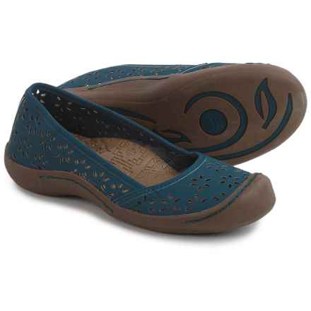 Muk Luks Sandy Shoes (For Women) in Navy - Closeouts