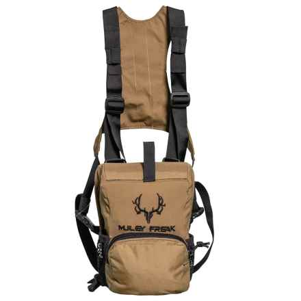 Muley Freak Gen II Bino Harness in Brown - Closeouts