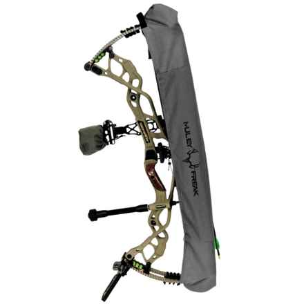 Muley Freak Stealth Bow Cover in Gray - Closeouts