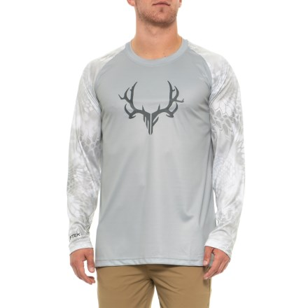 669f4fe5fd1 Muley Freak Stealth Shirt - Long Sleeve (For Men) in Yeti - Closeouts
