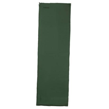 Multimat Trekker Sleeping Pad - Self Inflating in Olive/Coyote Brown