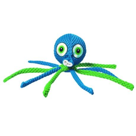 MultiPet Multipet Octopus Dog Toy - Squeaker