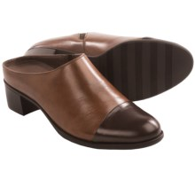 Munro American Carroll Shoes - Slip-Ons (For Women) in Tan Leather