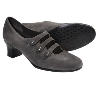 Munro American Maria Pumps - Suede (For Women) in Grey Suede