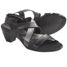 Munro American Stella Sandals (For Women) in Black Multi - Closeouts