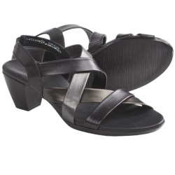 Munro American Stella Sandals (For Women) in Black Multi