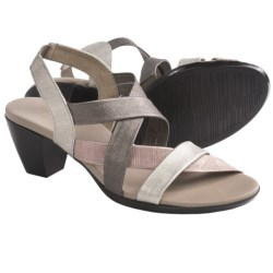 Munro American Stella Sandals (For Women) in Black Multi