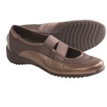 Munro American Tess Shoes - Slip-Ons (For Women) in Brown/Bronze - Closeouts