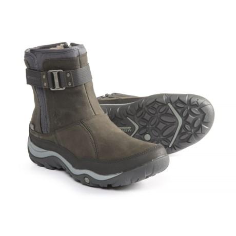 Murren Strap Low Boots - Waterproof, Leather (For Women)