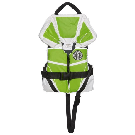 Mustang Survival Lil' Legends 100 Type II PFD Life Jacket (For Infants and Toddlers)