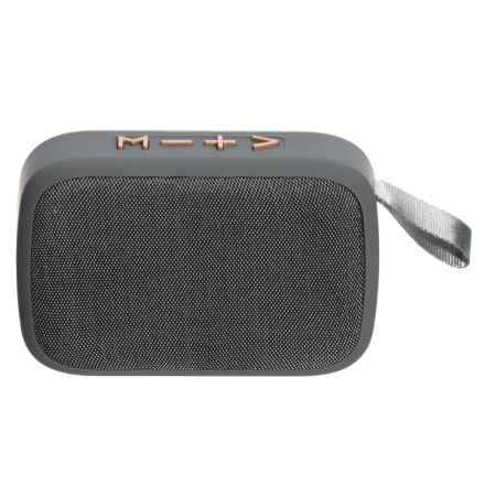 MVMT Modena Bluetooth® Speaker in Gray - Closeouts on sale at