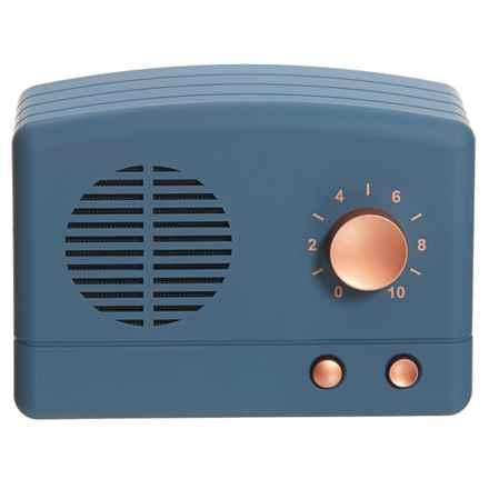 MVMT Retro Bluetooth® Speaker in Blue - Closeouts
