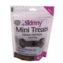 My Skinny Pet Treats Dog Chews in Chicken/Duck - Closeouts