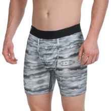 MyPakage Action Series Boxer Briefs (For Men) in Cloud Camo - Closeouts