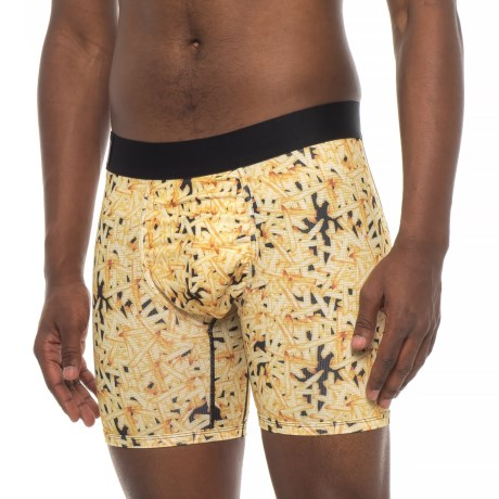 MyPakage Action Series Boxer Briefs (For Men) in Pommes Frites