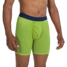 MyPakage Weekday Boxer Briefs (For Men) in Acid/Navy - Closeouts