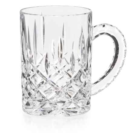 Nachtmann Bavarian Crystal Noblesse Beer Mug - 21 fl.oz. in Clear - Closeouts