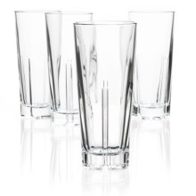 Nachtmann Havanna Longdrink Glasses - Set of 4 in See Photo - Closeouts