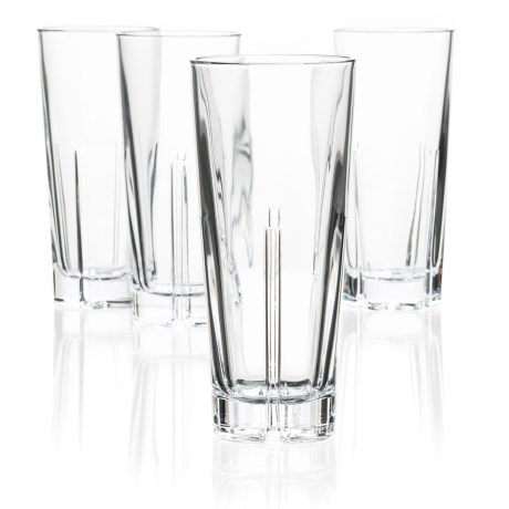 Nachtmann Havanna Longdrink Glasses Set of 4