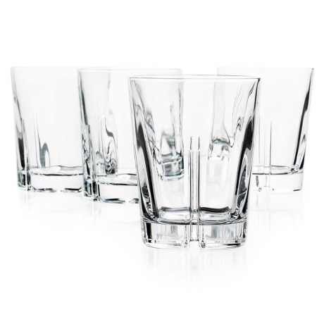 Nachtmann Havanna Whiskey Glasses Set of 4, 12 fl. oz.