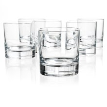 Nachtmann Ice Whiskey Tumblers - Set of 6 in See Photo - Closeouts