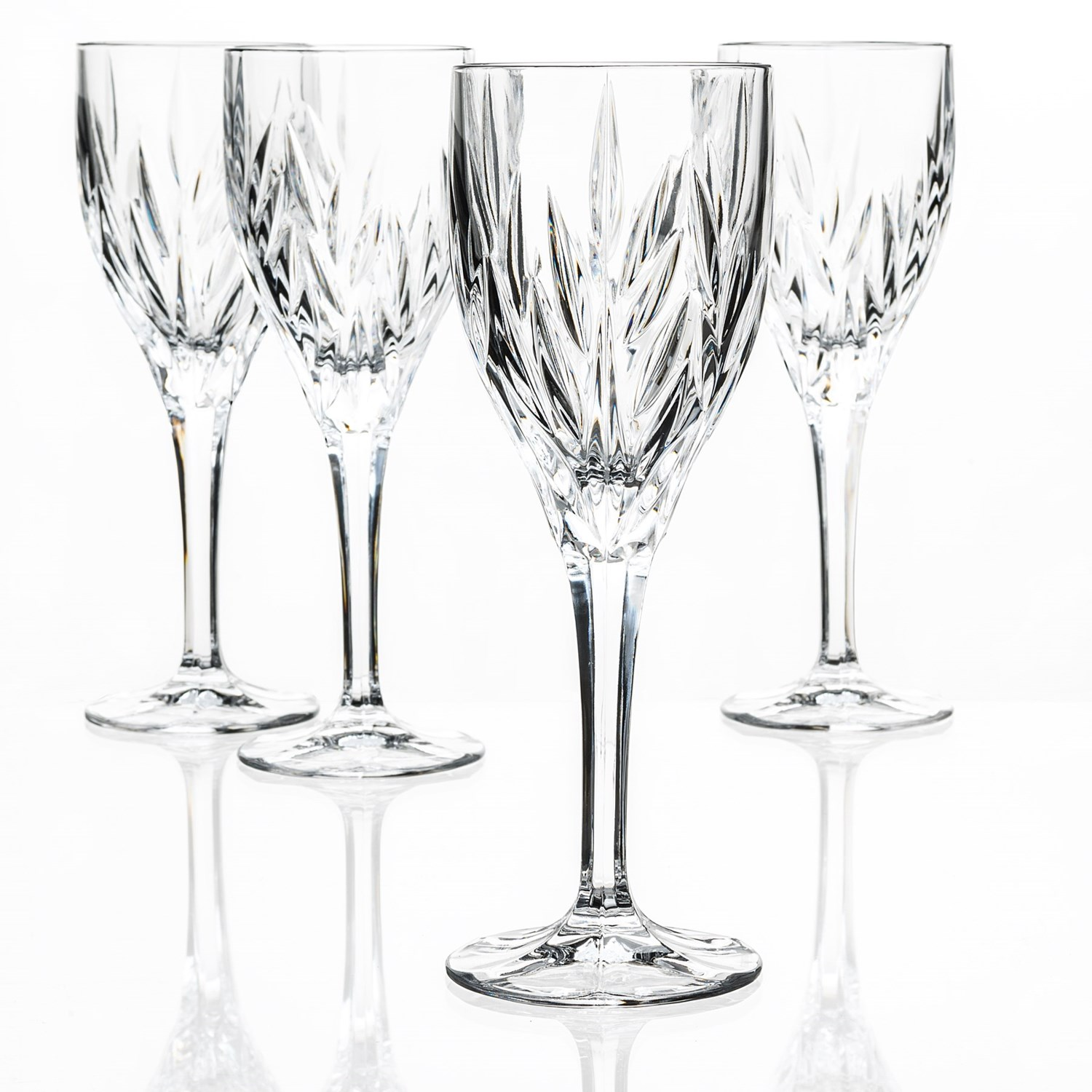 nachtmann imperial wine glasses set of 4 5 save 37. Black Bedroom Furniture Sets. Home Design Ideas