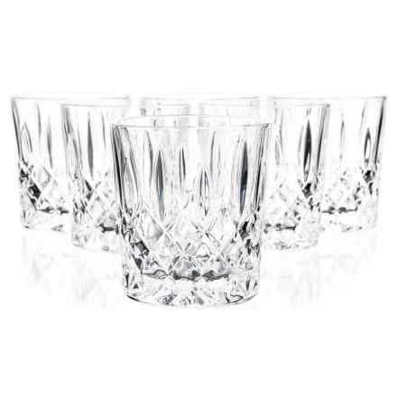 Nachtmann Nobelesse Whiskey Tumbler Glasses - 10.4 fl.oz., Set of 6 in See Photo - Closeouts