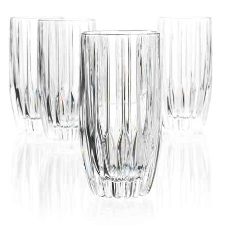 Nachtmann Prestige Longdrink Glasses - Set of 4 in See Photo - Closeouts