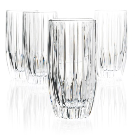 Nachtmann Prestige Longdrink Glasses Set of 4