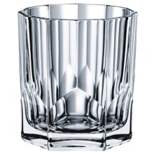 Nachtmann Tumblers - Set of 4, Bavarian Crystal in Crystal - Closeouts