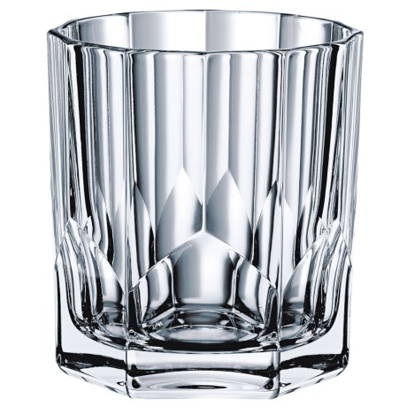 Nachtmann Tumblers - Set of 4, Bavarian Crystal in Crystal
