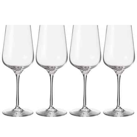 Nachtmann ViNova Red Wine Glass Set - 4-Piece, 19 oz. in Clear - Closeouts