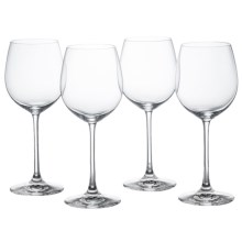 Nachtmann Vivendi White Wine Glasses - Set of 4 in See Photo - Closeouts