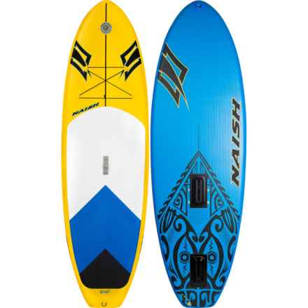 """Naish Mana Air Inflatable Stand-Up Paddle Board - 9'10"""" in See Photo - Closeouts"""