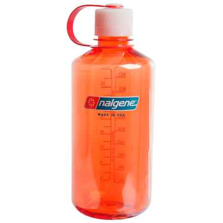 Nalgene Narrow Mouth Water Bottle - 32 fl.oz. in Autumn - Closeouts