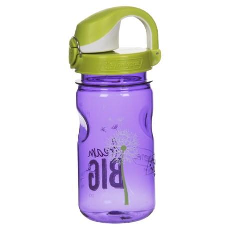 Nalgene On the Fly Water Bottle - 10 fl.oz. (For Kids) in Dream Big