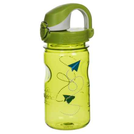 Nalgene On the Fly Water Bottle - 10 fl.oz. (For Kids) in Paper Airplane - Closeouts