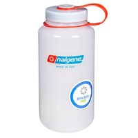 Nalgene Tritan Wide Mouth BPA-Free 32-Ounce Water Bottle (4 color options)